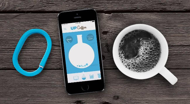 Up Coffee App by Jawbone Review