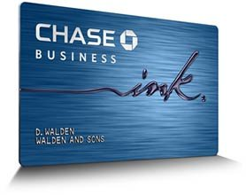 Chase Ink Plus Credit Card for Business