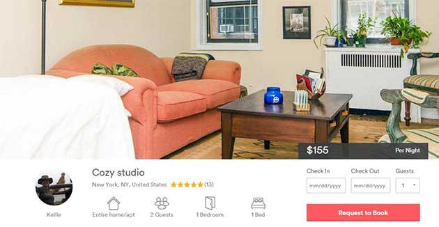 Airbnb Sample