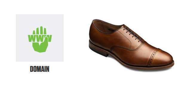 Deals Roundup Shoes and Domain Names