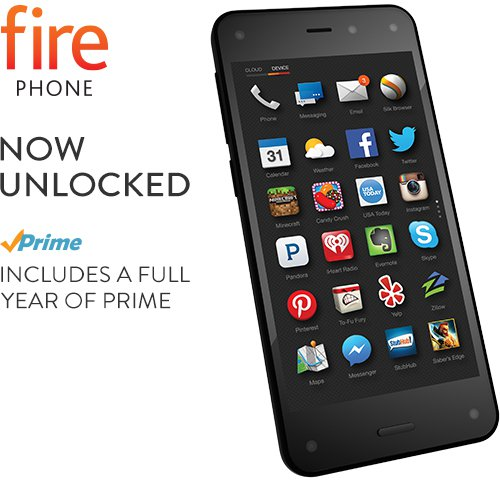 Amazon Fire Phone Black Friday