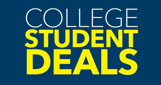 Best Buy College Student Deals