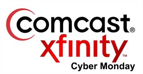 Comcast Xfinity Cyber Monday