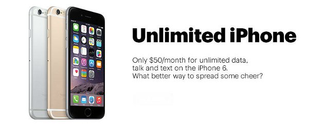 Sprint Unlimited iPhone for Life