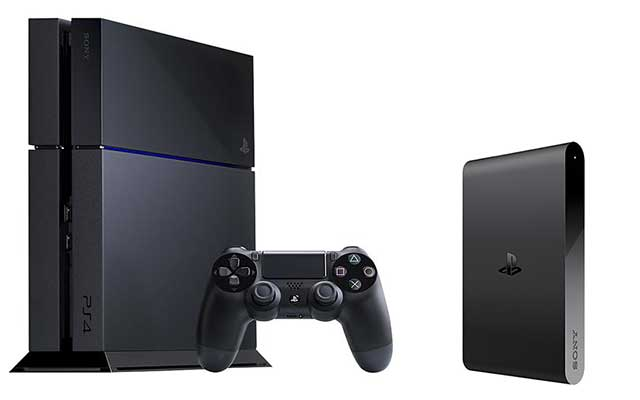 Playstation 4 Console and TV Deal