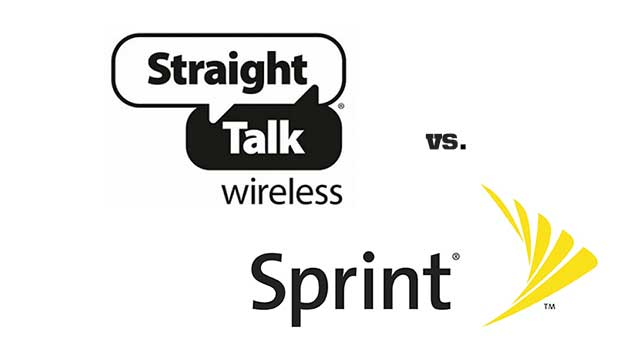 Straight Talk and Sprint
