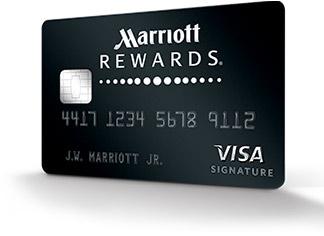 Marriott Rewards Visa Card