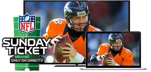 NFL Sunday Ticket by DirecTV