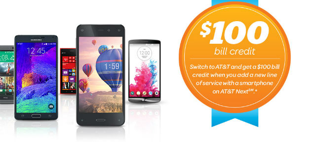 Switching To AT&T Deals