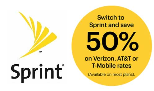 Sprint Deals To Switch ETF