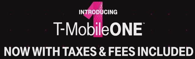 T-Mobile One Unlimited Data Plan