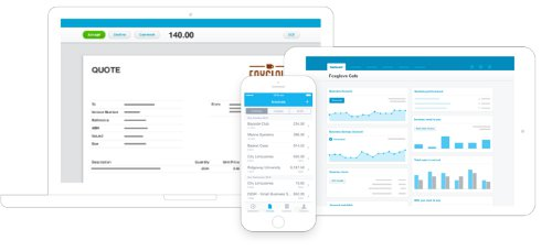 Xero Mobile and Tablet