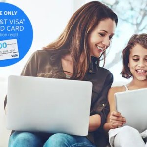 ATT Uverse black friday cyber monday ads
