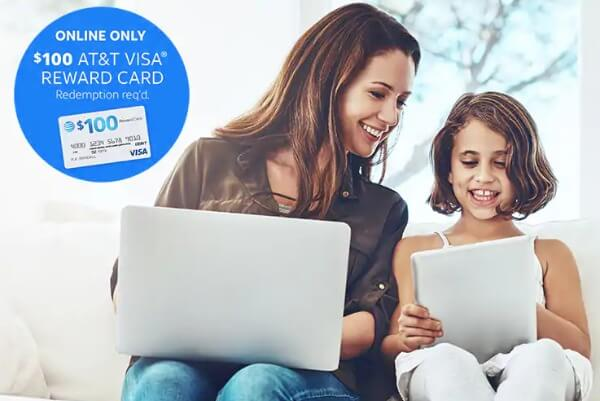 ATT Uverse black friday cyber monday ads