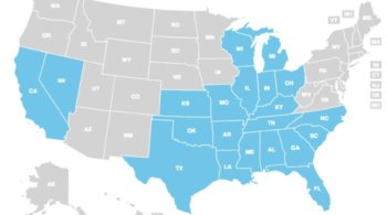 AT&T Internet Availability Coverage Map